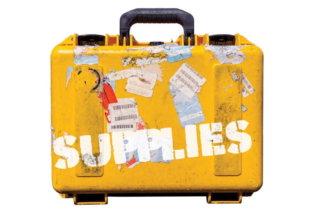 tour supplies